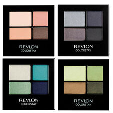 Revlon ColorStay 16hr Eyeshadow Quad *Choose Your Shade*Twin Pack*