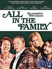 BRAND NEW All in the Family - The Complete Fifth Season (DVD, 2006, 3-Disc Set)