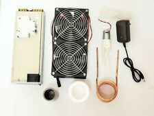 2500W ZVS Induction Heating Board Heater + Copper Coil  + 3000W 50A Power Supply