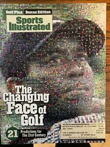 Sports Illustrated March 16, 1998 - Tiger Woods