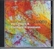 VocColours & Eberhard Kranemann - Luxatio  CD