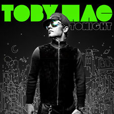 Tonight by TobyMac (CD, Feb-2010, CMG Music Group Gospel)-FREE SHIPPNG-