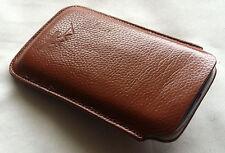 ASSEM iphone 5/5s/5 SE echt Leder Handy Tasche Hülle Etui case cover