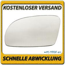 Spiegelglas zum Kleben für VW NEW BEETLE 1998-2003 links konvex