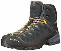 SALEWA Alp Trainer Mid Gtx, Scarpe da Arrampicata Alta Uomo - 63432 0766 ALP ...