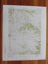 Stewartville Minnesota 1956 Original Vintage USGS Topo Map