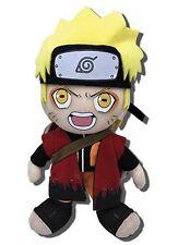 Great Eastern Entertainment Shippuden-Naruto Sage Mode Collectible Plush Toy