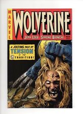 Wolverine #55 (2007) Greg Land Variant Death of Sabretooth NM EC cover swipe