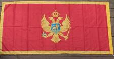 Russia Coat of Arms Flag Banner 3'x5'