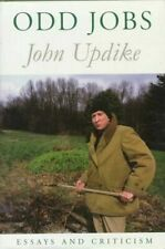 Odd Jobs : Essays and Criticism by John Updike (1991, Hardcover)