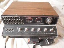 Cobra Dynascan 139 SSB/AM/CB Radio - with mic; 23 channel - classic Base Station