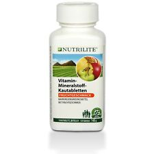 Amway? NUTRILITE? Vitamin Mineralstoff Kautabletten -Vitamine 120 Kautabletten