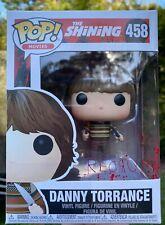 The Shining - Danny Torrance #458 Funko Pop Vinyl New in box +PROTECTOR
