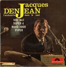 JACQUES DENJEAN NORD 2000 FRENCH ORIG EP