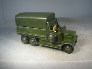 Dinky Toys Military Army 6 Wheel Wagon #151b