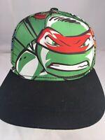 Nickelodeon Teenage Mutant Ninja Turtles TMNT OSFA Snapback Hat