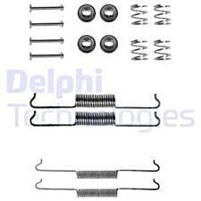 DELPHI Brake Shoes Accessory Kit For VW Beetle Carocha Coccinelle Kaefer 60-85