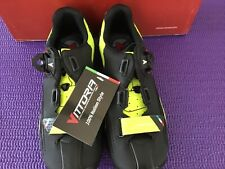 🔥Vittoria Captor Black Fluo Size Eu 38 Cycling Shoes Made in Italy $180 Msrp🔥