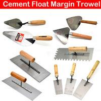 New Pointing Brick Bucket Gauging Plastering Midget Cement Float Margin Trowel