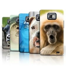 STUFF4 Back Case/Cover/Skin for Samsung Galaxy S2/SII/Funny Animal Meme