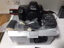 Canon EOS 5D Mark iii body only - Low Shutter Count
