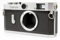 【Near MINT】 Canon P Rangefinder 35mm Film Camera L39 mount body only  From JAPAN