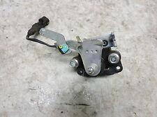 10 Piaggio MP3 400 Scooter Vespa steering sway parking brake lock caliper