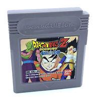 Jeu Gameboy Dragonball Z Goku Hishouden GB Nintendo Game Boy Japonais NTSC-J