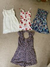 Size 10 Summer Dress And Shorts Bundle