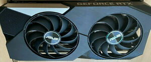 ASUS NVIDIA GeForce RTX 3070 OC 8GB GDDR6 Graphics Card