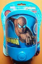 LAMPADA LUMINOSA SPIDER - MAN Marvel idea regalo bimbo bambino NUOVO