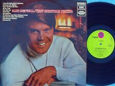 Glen Campbell ORIG OZ LP That Christmas feeling EX '68 Capitol ST2978 Country