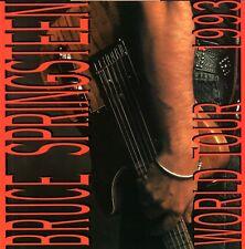 BRUCE SPRINGSTEEN 1993 HUMAN TOUCH TOUR CONCERT PROGRAM BOOK / NMT 2 MINT