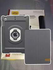 Otterbox Agility Folio Gray Tablet Cover Case+Shell Bundle for Apple iPad 2/3/4