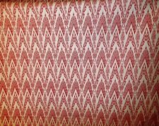 7 YARD QUADRILLE CHINA SEAS  FABRIC ~ RAFFLES ~ RED ~ UPHOLSTERY / CURTAINS
