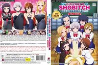 ANIME DVD My Girlfriend Is Shobitch(1-10End)Eng sub&All region FREE SHIP+GIFT