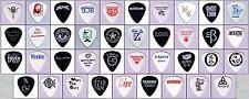 Your Own Custom Imprinted Guitar Picks ~ (144 picks) ~ Single-sided Imprinting