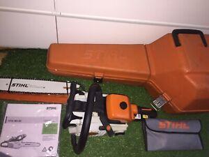 Stihl MS 200 Chainsaw