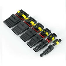 1/2/3/4/5/6 Pin Way Electrical Set Wire Connector Plug Cable Car Boat Waterproof