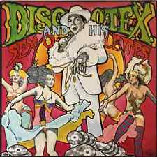 DISCO TEX & HIS SEX-O-LETTES - Disco Tex & The Sex-O-Lettes Review (LP) (VG+/VG