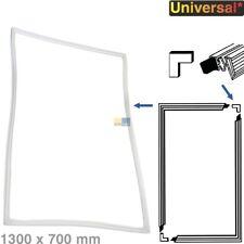 UNIVERSAL Türdichtung Dichtung Set 1300 x 700 mm 130 x 70 cm für Kühlschrank