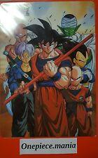 DRAGON BALL Z Carddass Hondan (jumbo card) Shitajiki Goku Animetopia. (New).