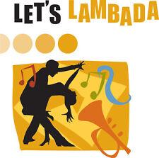 Let's Lambada CD