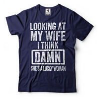 Husband T-Shirt Funny Gift For Husband Tee Shirt