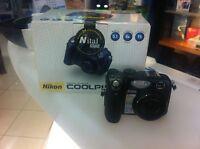 REFLEX Nikon Coolpix 5400 Digital Camera nuova scontata del 50% da collezione