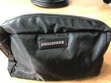 Dsquared2, Wash Bag, Kulturbeutel, schwarz
