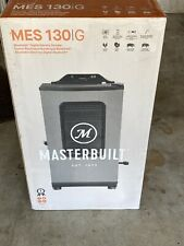 Masterbuilt MES 130G Digital Electric Smoker with Bluetooth Smart Technology