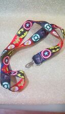 MARVEL DC HERO LANYARD .SUMMER SPECIAL ONLY £2.59
