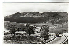 Ben A' An - Aberfoyle Real Photo Postcard c1940