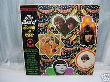 """The Best Of Sonny & Cher 12"""" LP 1969 / Stereo"""